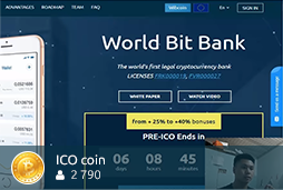How to buy WIBCOIN Token on World Bit Bank
